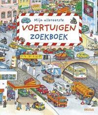 Mijn allereerste voertuigen zoekboek-Susanne Gernhäuser