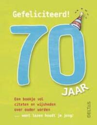 Gefeliciteerd! 70 jaar-Susanne Geoghegan