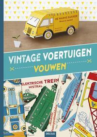 Vintage voertuigen vouwen-Franck Fries