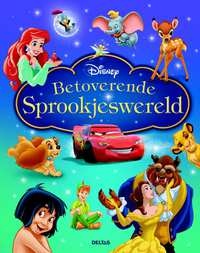 Disney betoverende sprookjeswereld-
