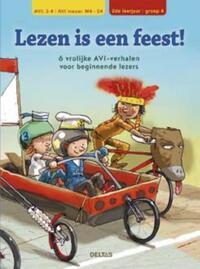 Lezen is een feest!-Karine Aerts