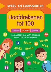Speel- en leerkaarten - Hoofdrekenen tot 100 (7-8 j.)-