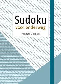 Sudoku voor onderweg puzzelboek-