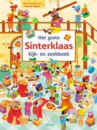 Het grote Sinterklaas kijk- en zoekboek-Znu