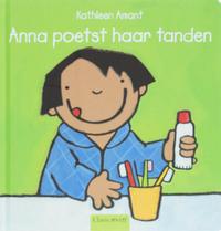 Anna poetst haar tanden-Kathleen Amant