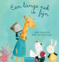 Een lange nek is fijn-Judith Koppens
