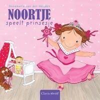 Noortje speelt prinsesje-Annemarie van der Heijden