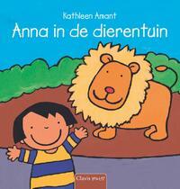 Anna in de dierentuin-Kathleen Amant