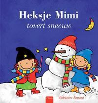 Heksje Mimi tovert sneeuw-Kathleen Amant