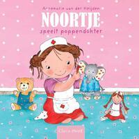 Noortje speelt poppendokter-Annemarie van der Heijden