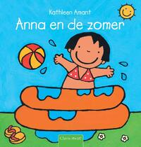 Anna en de zomer-Kathleen Amant