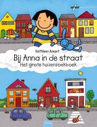 Bij Anna in de straat-Kathleen Amant