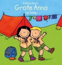 Grote Anna op kamp-Kathleen Amant