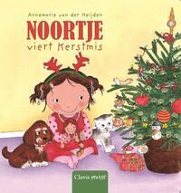 Noortje viert Kerstmis-Annemarie van der Heijden
