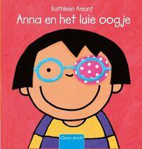 Anna en het luie oogje-Kathleen Amant