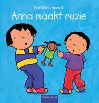 Anna maakt ruzie-Kathleen Amant