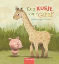 Een kusje voor Giraf-Judith Koppens