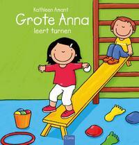 Grote Anna leert turnen-Kathleen Amant
