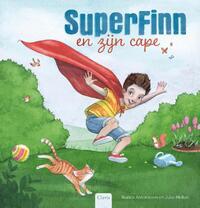 SuperFinn en zijn cape-Bianca Antonissen