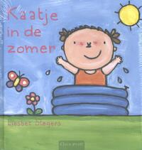 Kaatje pretpakket ( Kaatje in de zomer + stickerboek Kaatje + strandbal )-Liesbet Slegers
