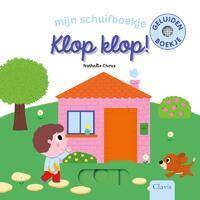 Klop, klop! mijn schuifboekje-Nathalie Choux