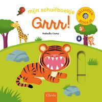 Grrr! Mijn schuifboekje-Nathalie Choux
