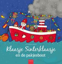Klaasje Sinterklaasje en de pakjesboot-Kathleen Amant