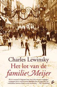 Het lot van de familie Meijer-Charles Lewinsky-eBook