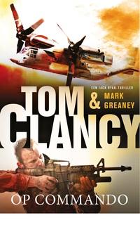 Op commando-Mark Greaney, Tom Clancy-eBook