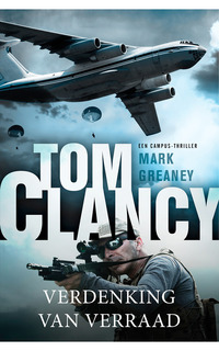 Verdenking Van Verraad-Mark Greaney, Tom Clancy-eBook