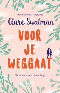Voor je weggaat-Clare Swatman-eBook
