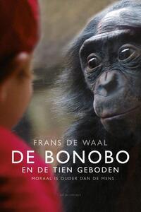 De bonobo en de tien geboden-Frans de Waal
