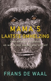 Mama's laatste omhelzing-Frans de Waal