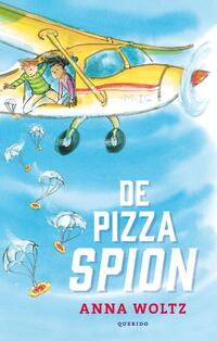 De pizza-spion-Anna Woltz