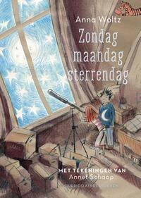 Zondag, maandag, sterrendag-Anna Woltz