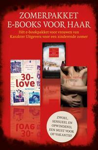 Zomerpakket e-books voor haar-Abbi Glines, Ilse Nelemans, Jet van Vuuren-eBook