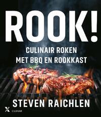 Rook! Culinair roken op de BBQ en in andere rookkasten-Steven Raichlen