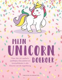 Mijn Unicorn - doeboek-