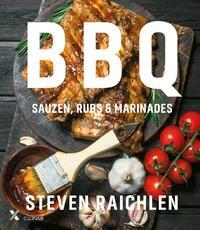 BBQ-sauzen, rubs en marinades-Steven Raichlen