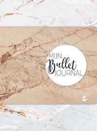 Mijn Bullet Journal - marmer-Nicole Neven