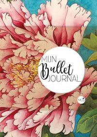 Mijn bullet journal pioenroos- Pocket-Nicole Neven
