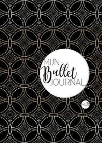 Mijn bullet journal zwart goud - Pocket-Nicole Neven