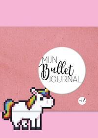 Mijn bullet journal eenhoorn - Pocket-Nicole Neven