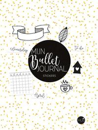 Mijn bullet journal stickers-