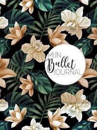 Mijn Bullet Journal Black Flower-