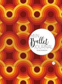 Mijn bullet journal 70s retrobrown-