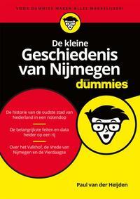 De kleine geschiedenis van Nijmegen voor Dummies-Paul van der Heijden