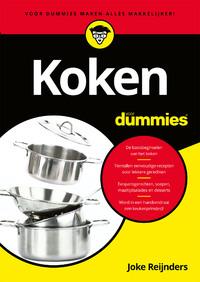 Koken voor Dummies-Joke Reijnders-eBook