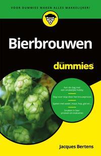 Bierbrouwen voor Dummies-Jacques Bertens