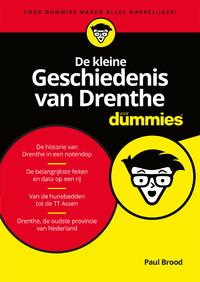 De kleine Geschiedenis van Drenthe voor Dummies-Paul Brood-eBook